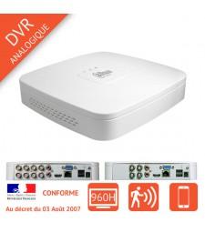 enregistreur numerique DVR 960h H264