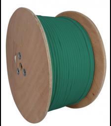Câble coaxial 2 en 1 KX6 + câble alimentation - 300m