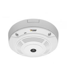 Caméra IP vue panoramique 180° et 360° 5 Mégapixel Axis M3007-V
