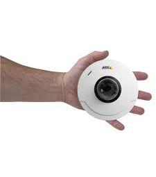 Caméra IP PTZ PoE avec microphone et alarme Axis M5013