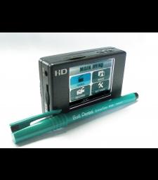 DVR audio / vidéo professionnel Ultra Miniature - enregistreur portable PV-500