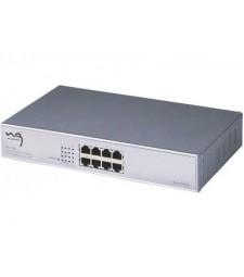 Switch 8 ports Full PoE NG-PS8