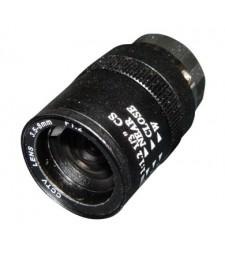 Objectif iris manuel L0358M/1.2