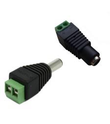 Power Connector - Paire de Connecteur électrique Mâle et Femelle