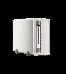 Enregistreur IP Numérique 4 caméras QNAP VS-2104L
