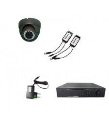 Paire de Balun LLT9011VPVS videosurveillance