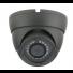 Camera de surveillance dôme HD 720p infrarouge noire