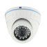 Camera de surveillance dome full HD 1080p infrarouge blanche