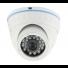 Caméra de videosurveillance dôme infrarouge 800TVL