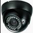 Caméra vidéo grand angle - dôme infrarouge avec un capteur sony