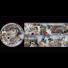 Caméra IP Fisheye 360° 12 Mégapixel vues multiples