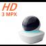 Camera IP Wifi Home PTZ HD 3 megapixel