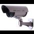 Camera surveillance factice exterieure