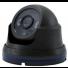 Caméra dôme infrarouge Full HD 1080p - noire