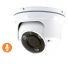 Caméra de surveillance HDCVI 1080p infrarouge vari-focale avec microphone