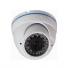 Caméra dôme infra rouge 600TVL IR30m 2.8-11mm