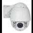 Caméra dôme PTZ étanche haute résoltion avec un zoom X10 et une protée infrarouge de 30 mètres
