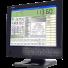 Moniteur LCD écran tactile IPURE 17 pouces
