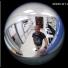 Caméra IP Fisheye 360° 4 Mégapixel - visuel