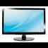 Moniteur BNC video surveillance Ipure V 22 pouces et 24 pouces