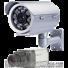 Caméra jour/nuit SVS-56CDNRD + caisson IR