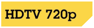 Axis HDTV 720p