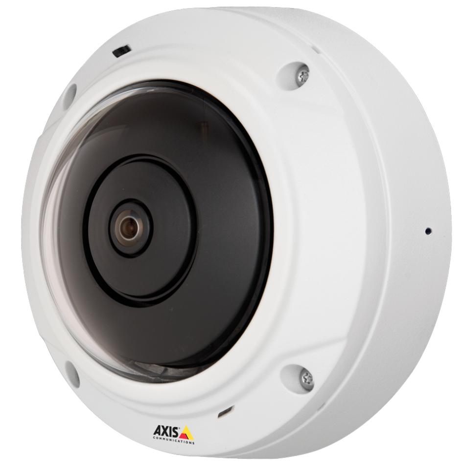 Camera IP mini dome Axis M30 panoramique exterieur antivandal