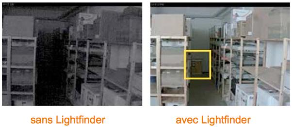 Camera IP Axis P32 Lightfinder
