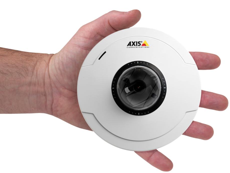 Camera IP PTZ Axis M50 compact