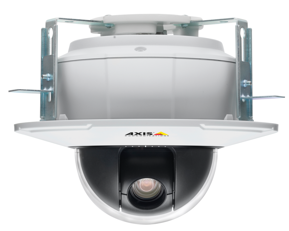 Camera IP dome PTZ Axis P5514 encastrable