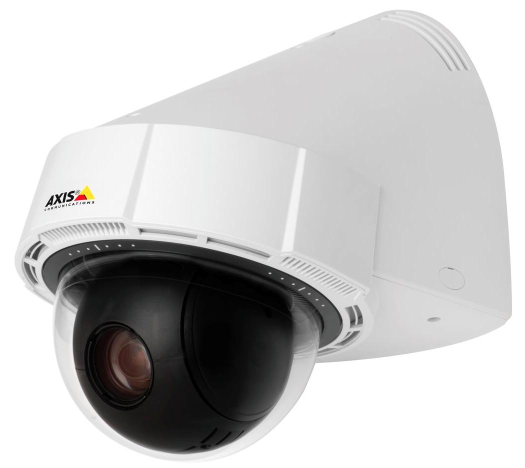 Camera IP reseau dome PTZ Axis P5414-E