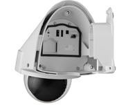 Camera dome IP PTZ Axis P54 boitier jonction