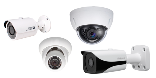 Kit video surveillance IP - camera IP