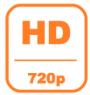 Camera IP HD 720p