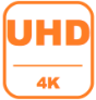 kit video surveillance IP 4K UHD