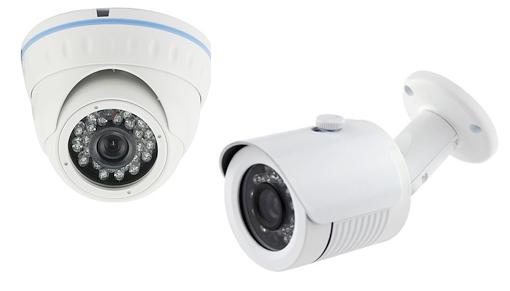 Caméra surveillance HD CVI