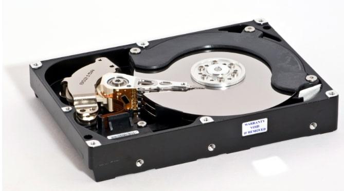 enregistreur numerique DVR Dahua - disque dur HDD 3,5''