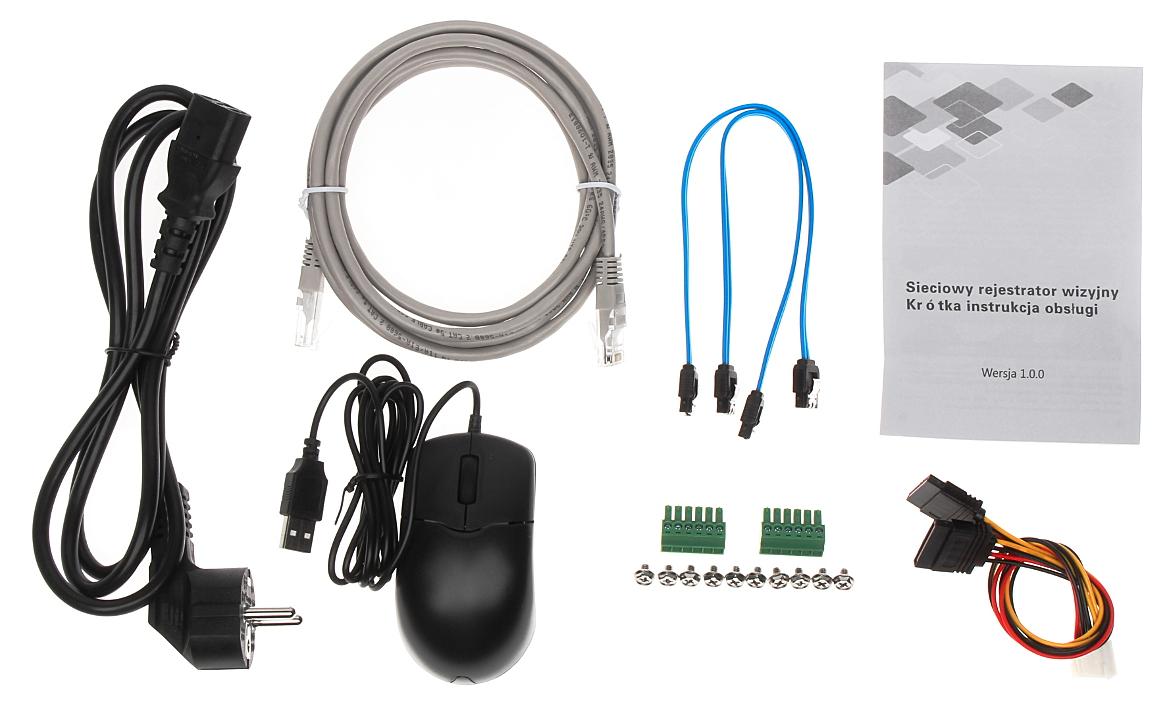 Enregistreur numerique IP 16 voies 16 ports POE - unboxing