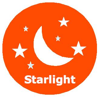 Technologie starlight camera videosurveillance