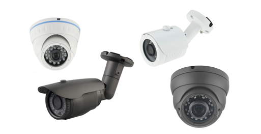 Caméra surveillance infrarouge HD 720p