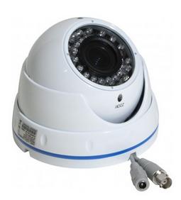 caméra de video surveillance dôme