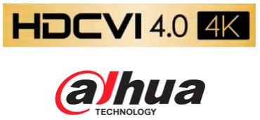 technologie HDCVI Dahua 4.0 4K