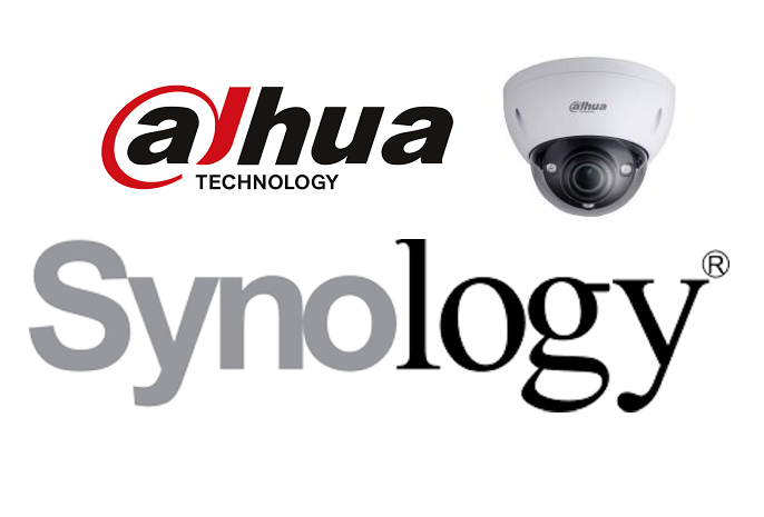 camera-ip-dahua-nas-synology