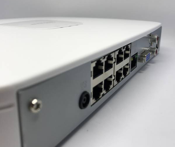 NVR Dahua enregistreur IP video surveillance